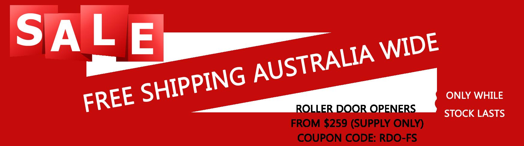 Roller Door Openers Melbourne Best Price Roller Door Motors