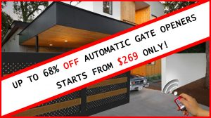 Automatic Gate Openers Prices
