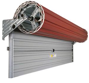 Colorbond Roller Garage Door
