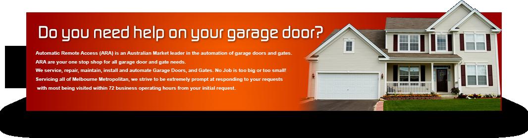 garage doors clayton