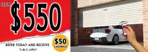 Garage door automation prices