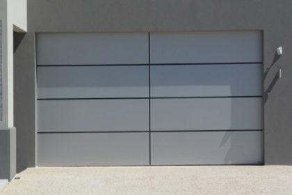 Araccess custom garage door