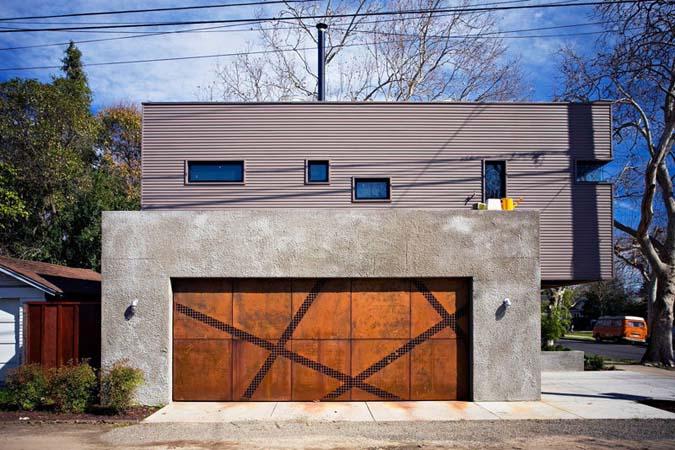 Custom Tilt Garage Door