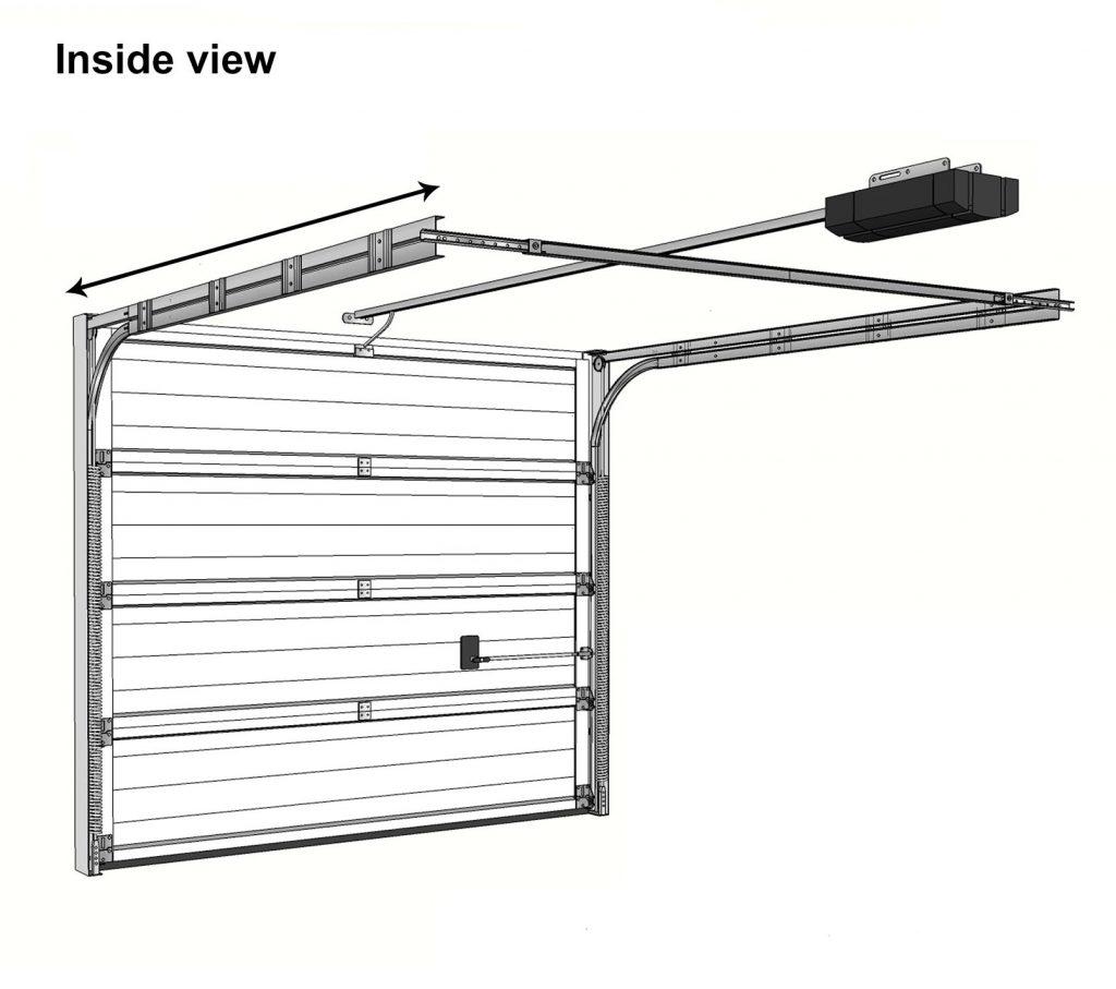 Sectional Garage Doors Panel Lift Doors Melbourne Automatic