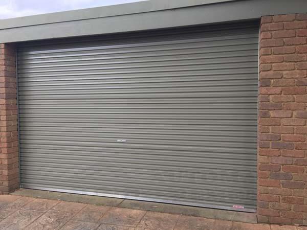 AA Series Bushlad Roller Garage Door
