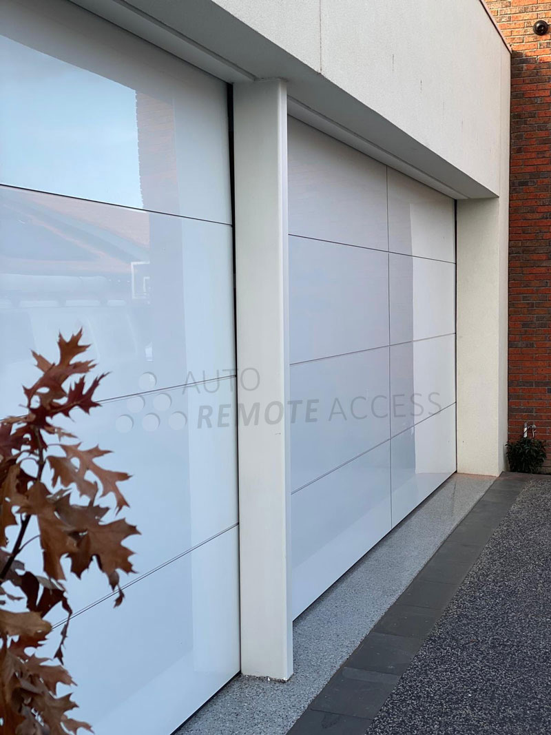 Alucobond garage doors specifications