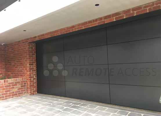 Alucobod garage door araccess Melbourne